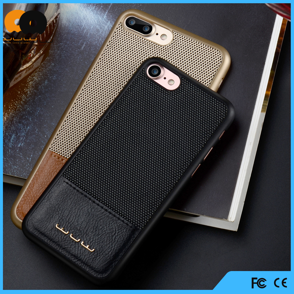 wallet case for iphone 7, lether mobile phone case for iphone6