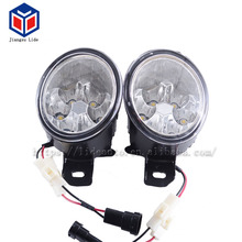 OEM car parts Led fog lamp for NISSAN LIVINA MARCH TEANA QASHQAI NEW SYLPHY NEW NISSAN SUNNY Renault Koleos