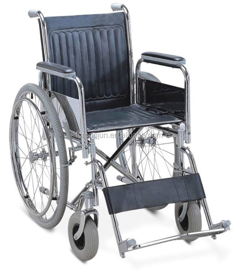 disabled used manual wheelchair RJ-W801