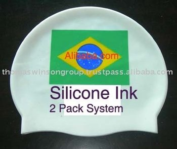 Printing Ink for Silicone Material