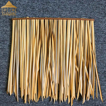 Professional synthetic thatch roof tiles manufacturer