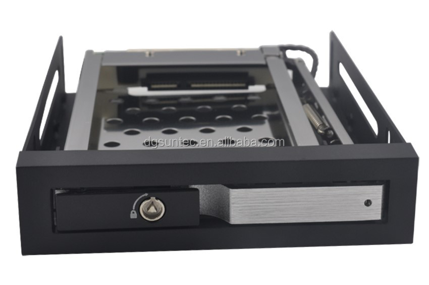 2.5 in Single Bay Suntec Sata Hdd case and hdd mobile rack