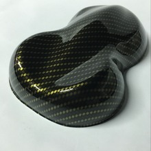 Chrome Carbon Fiber Water Transfer Printing Hydrographic Film PVA Film Dipping Film Hydrographics AquaPrint 100cm CFF003A