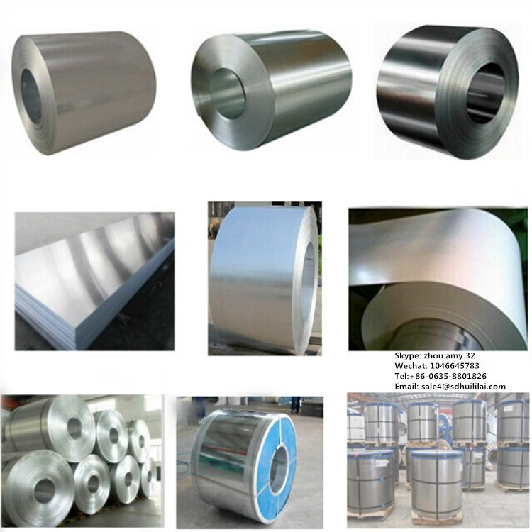 galvanized steel coil corrugated roofing sheet
