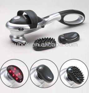 Handheld Vibrating Heating Percussion Massager OBK-207