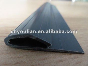 PVC Tile Trim Vinyl Carpet Capping End Profile Flooring Accessories
