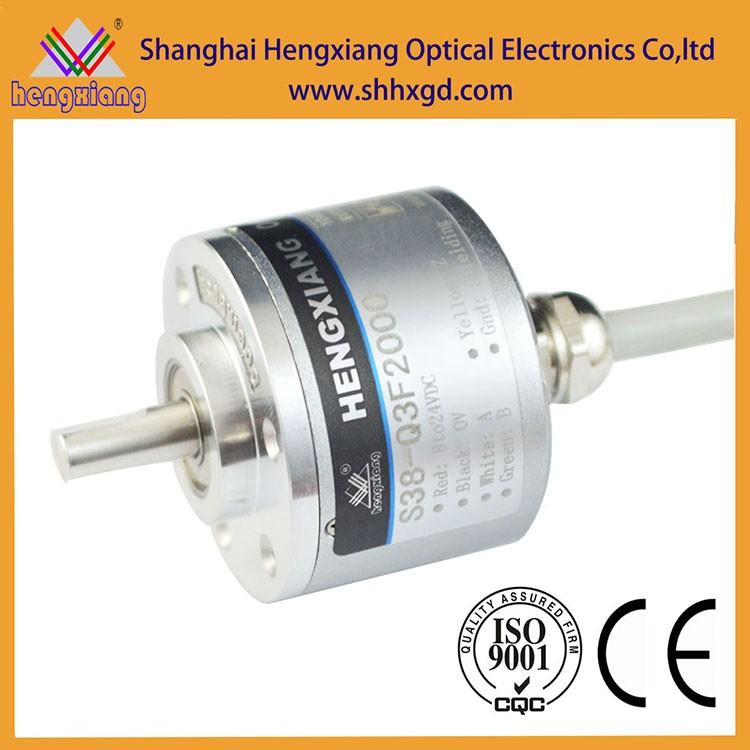 HENGXIANG K50 encoder replacement EL50-GA-256 NPN
