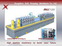 High-frequency &straight seam pipe automatic welding machine/ pipe making line
