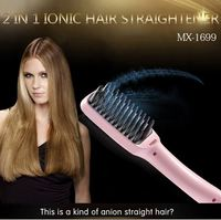 best selling OEM private label vidal sassoon hair straightener