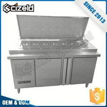 China Alibaba Cooling Food Sandwich Counter
