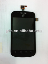 Mobile phone lcd screen with touch screen combo for ZTE V768 replacement