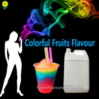 Top Tobacco Flavour: Colorful Fruits Flavour:fresh mixed fruit with temptation,soft in the heart ,used in E-liquid/hookah/