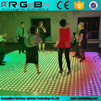 led effect stage light up dance floor for sale