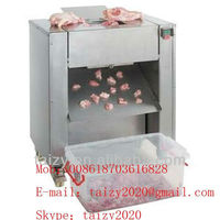 chicken meat dicing machine//008618703616828