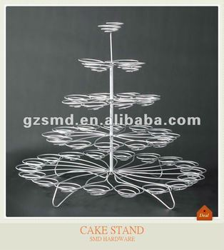 5 Tier cupcake stands for party