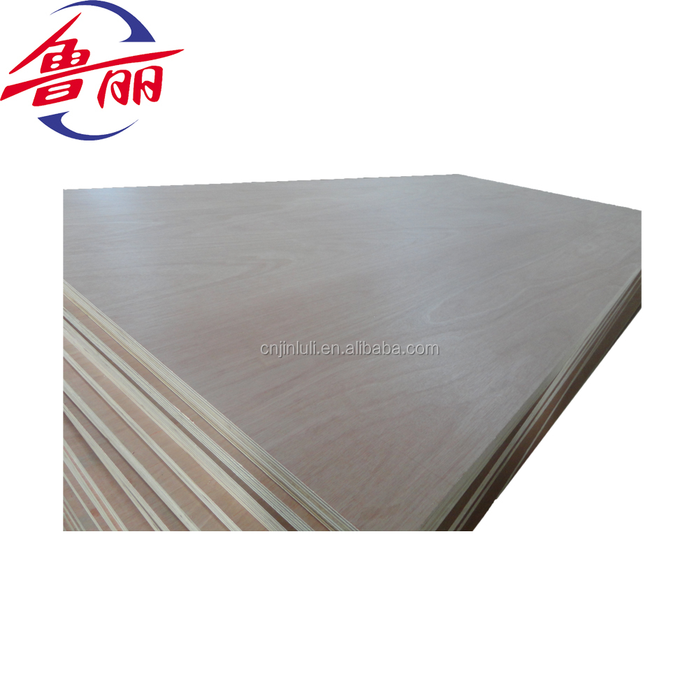 4*8 birch core oak faced plywood