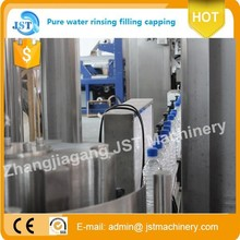 8000bph@500ml 3-IN-1 UNIT full automatic pure aqua filling plant for Chile