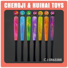 New arrival outdoor team sports kids plastic toy baseball bats