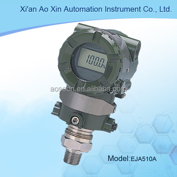 Yokogawa Model EJA510A Absolute and Gauge Pressure Transmitters