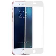 9H 3D tempered glass screen protector for iPhone 7
