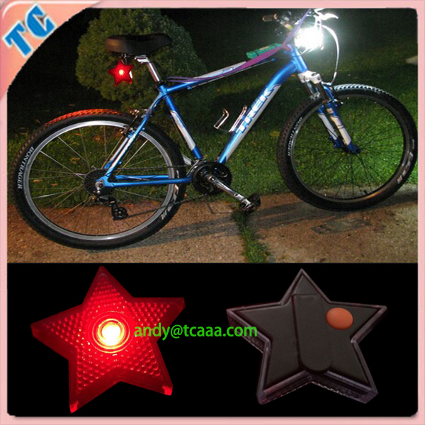 rechargeable bicycle led light blinking bick lights