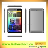 8.1 inch MTK 8382 Quad Core Tablet With 1280 x 800 pixels Resolution