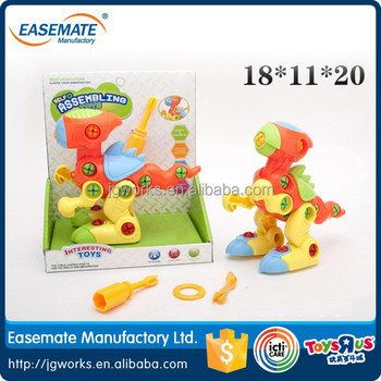 puzzle animal puzzle dinosaur game puzzle car self assembling action figure