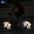 Bike Wheel Light Waterproof IP66 DIY programmable Bicycle light Spoke Lights with batteries