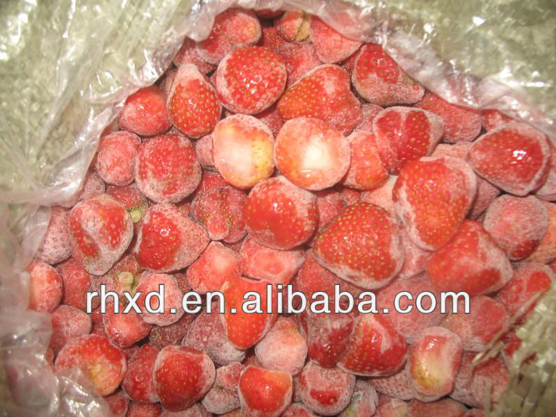 hot sale 2014 Chinese fresh frozen strawberry