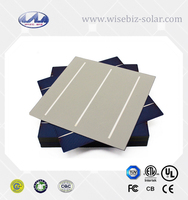 triple junction poly solar cell