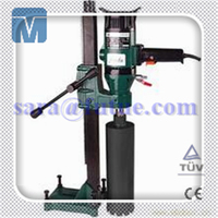Motor can be customized electrical core drilling machine with adjustable stand