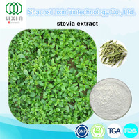 Pure natural sweeteners No side effects Stevia extract powder 80-99% Steviosides/ 50%-99% Reb.A