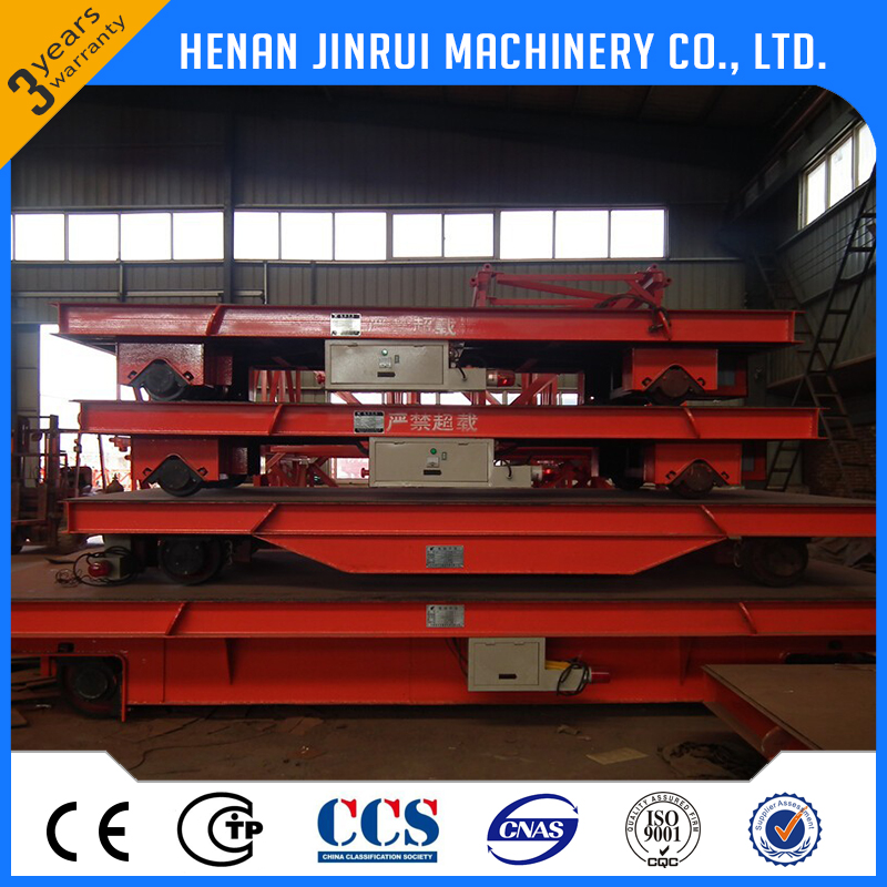 High Efficiency Container Flat Wagon