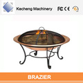 Outdoor Fireplace Corbeil Fire Pit Charcoal Brazier