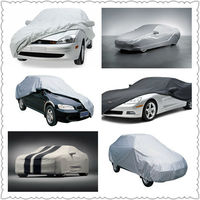 PVC laminated 100% polyester oxford car cover fabric
