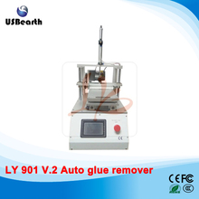 Free ship no tax to Russia LY 901 V.2 Built-in vacuum pump automatic touch screen oca glue remover for mobile phone lcd screen