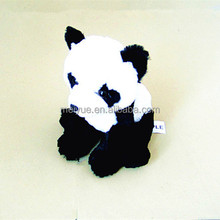 High Quality Sitting Plush Panda Stuffed Plush Toys