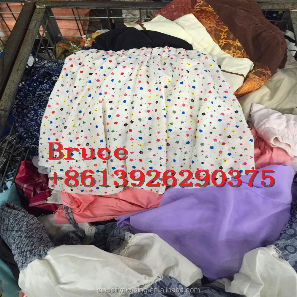 American second hand used clothing wholesale Guangzhou factory sorted used clothes