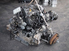 Toyota Hi-lux Hiace 1KZ diesel engine used second hand motor