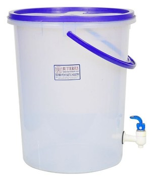 Plastic Water Container With Lip Amp Tap 5637t Buy Large