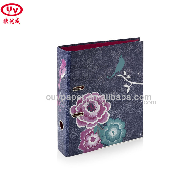 2017Box File Organizer Office Stationery supplier customized file folder