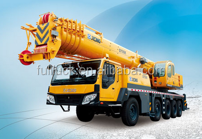 90 ton knuckle boom truck mounted crane Hot Export