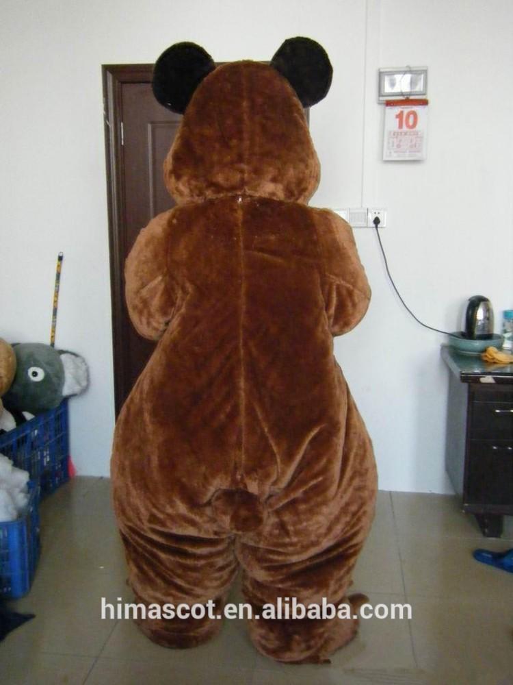 Hi ce popolare cartone animato masha e l orso giocattolo