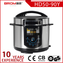 Environmental protection intelligent largest electric pressure cooker