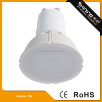 7w led cob spotlight,inner led floor spotlights
