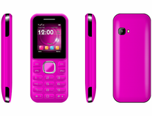 "Factory direct sale telephone portable 1.77"" Screen super slim mobile phone with price sale to Mexico Peru Guatemala"