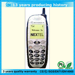 hot sale giant inflatable mobile phone model