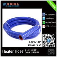 High Quality Silicon Heater Hose Vacuum HoseFor oil /gas