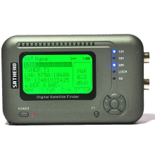 best price SATHERO SH-200HD dvb-s2 digital satfinder satellite signal meter finder with Spectrum analyzer