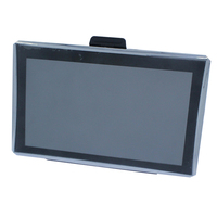 GPS CAR Navigation 7 invh touch HD 800X480 Screen FM 4G 1D with wince 6.0 system av-in bt car gps